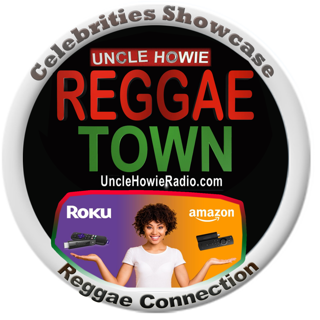 Uncle Howie Reggae Town on Roku and Fire TV